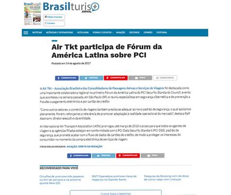 Brasilturis – 14/08/2017 – Web