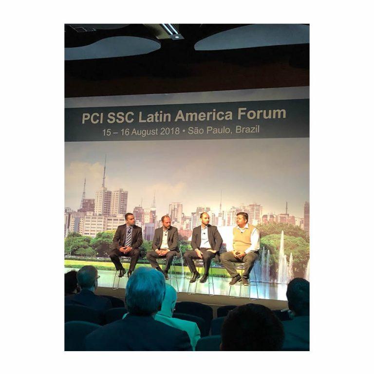 Evento PCI SSC Latin America Forum – 16/08/2018